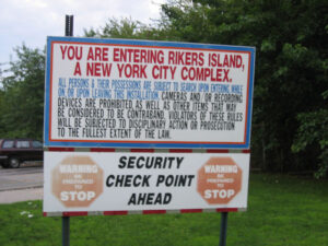 Rikers Island contraband 300x225 Rikers 'Cell' Hound