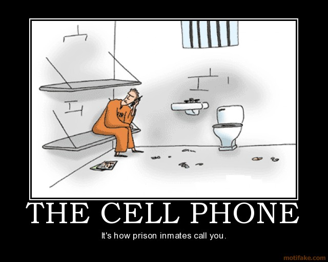 Prison cell phone problem meshdetect blog - What to do with used cell phones five practical solutions ...